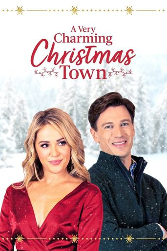 A Very Charming Christmas Town Poster