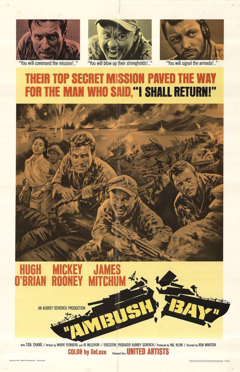 Ambush Bay Poster