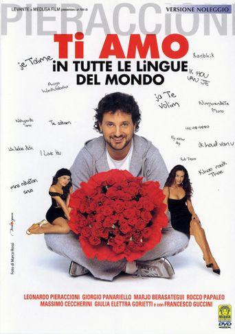 Ti amo in tutte le lingue del mondo Poster