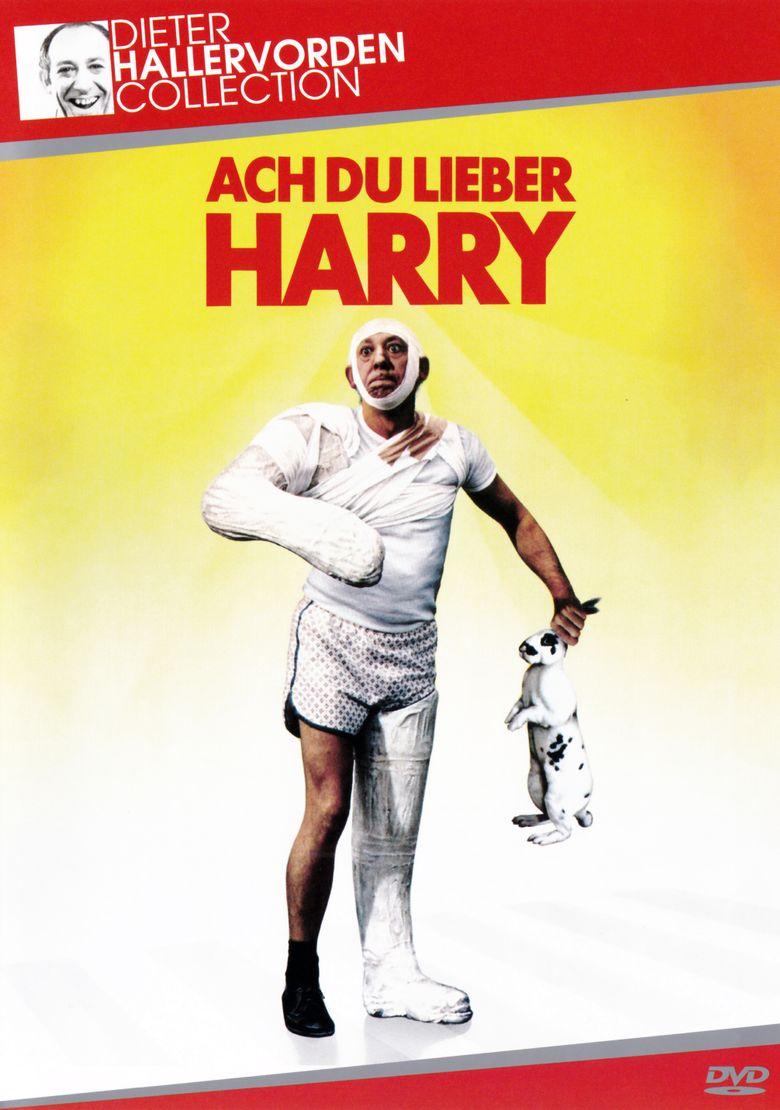 Ach du lieber Harry Poster