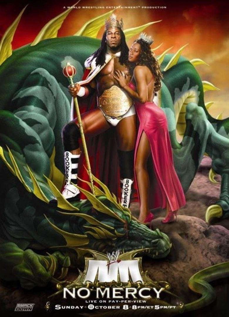 WWE No Mercy 2006 Poster