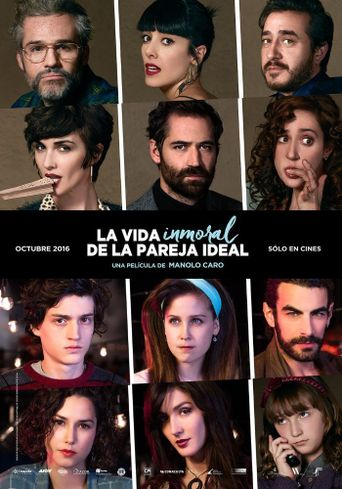 The Inmoral Life of an Ideal Wife Poster