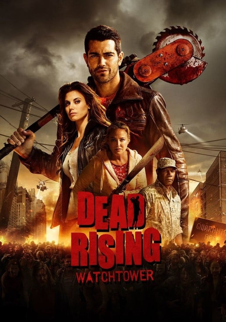 Dead Rising: Watchtower Poster