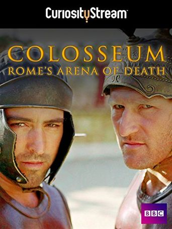 Colosseum - Rome's Arena of Death Poster