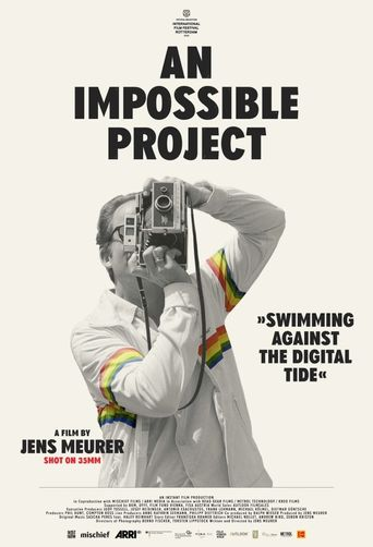 An Impossible Project Poster
