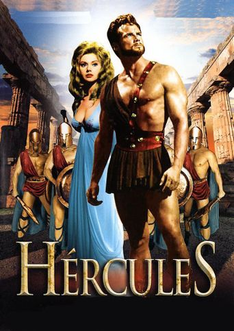 Labors of Hercules Poster