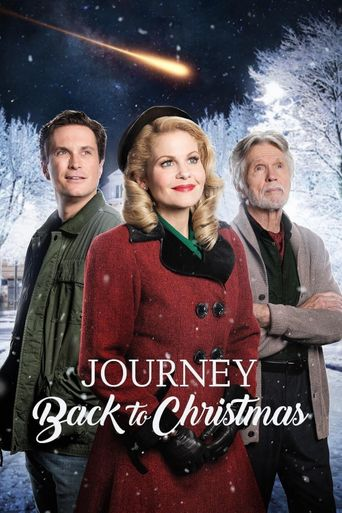 Journey Back to Christmas Poster