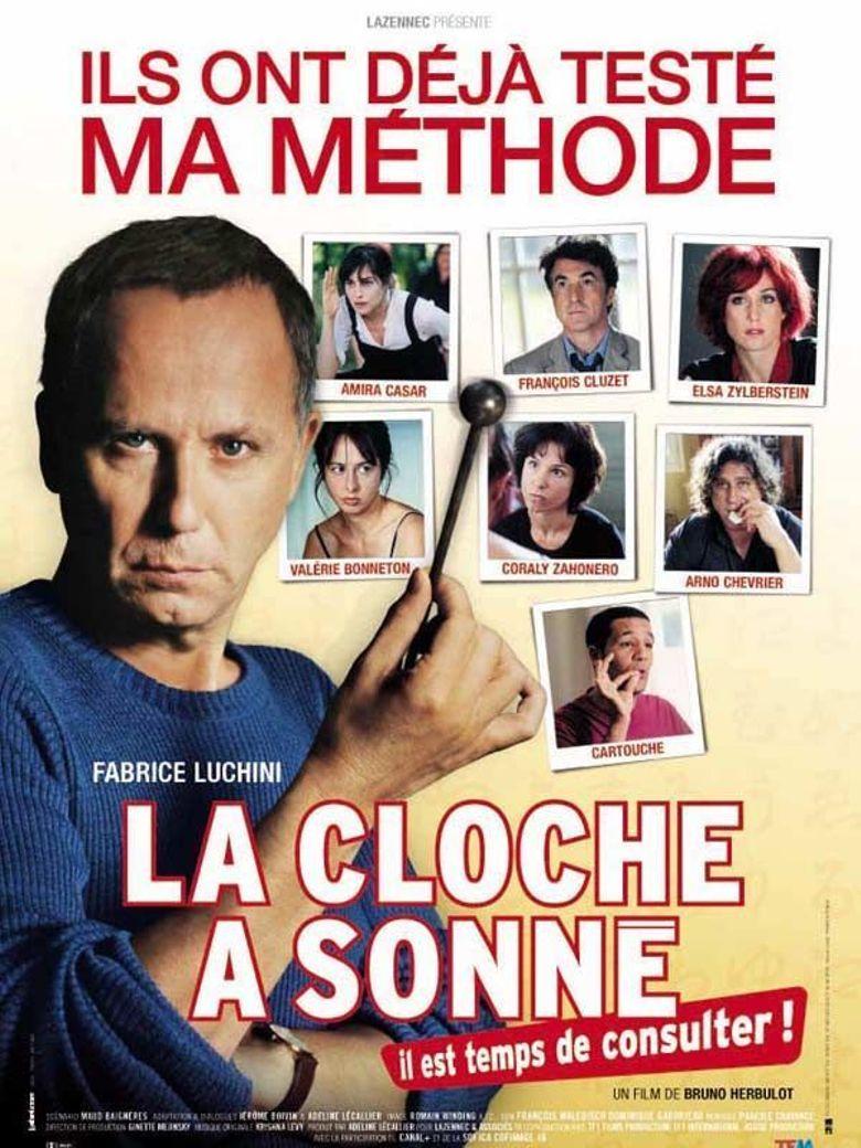 La Cloche a sonné Poster