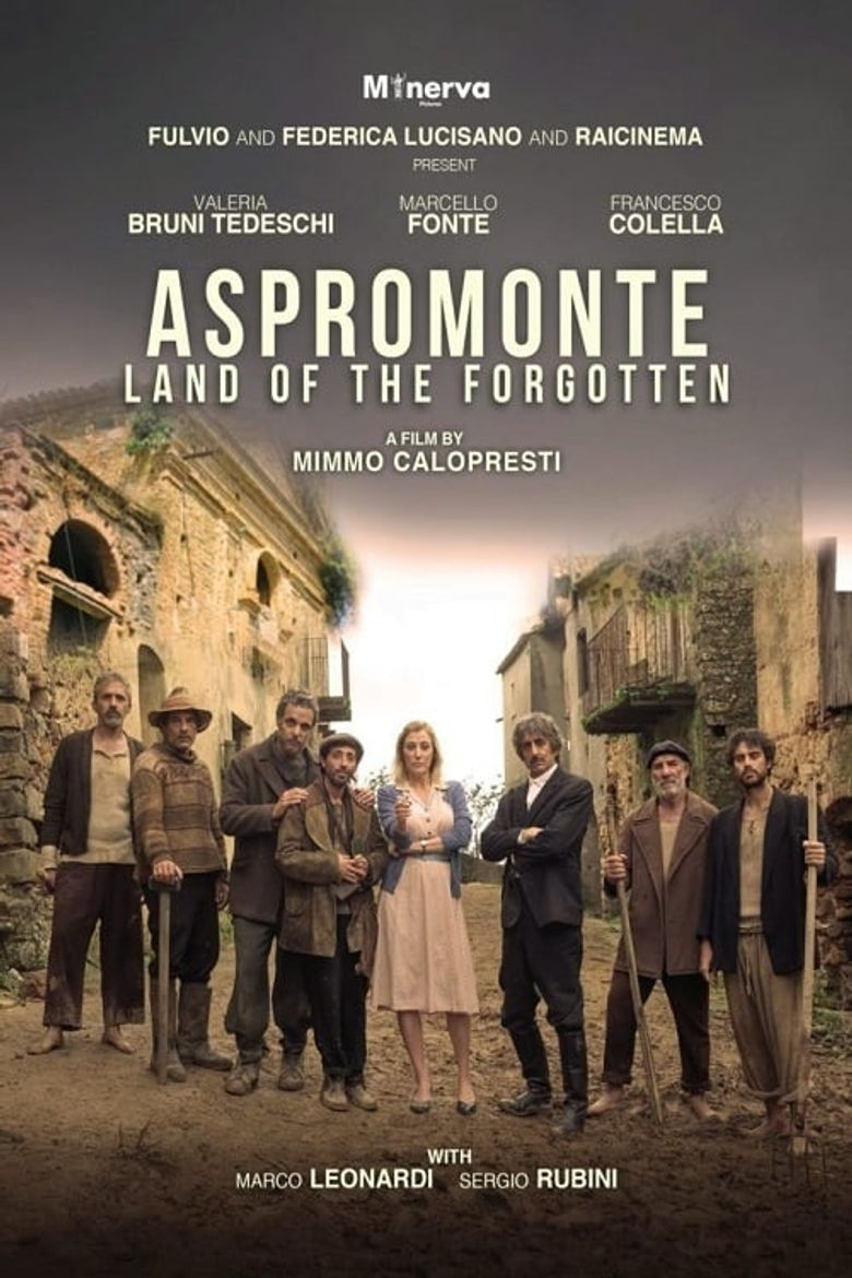 Aspromonte: Land of The Forgotten Poster