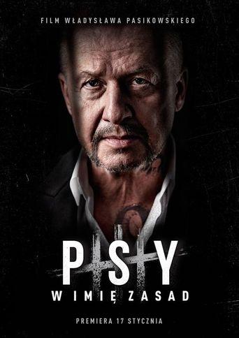 Psy 3: W imię zasad Poster