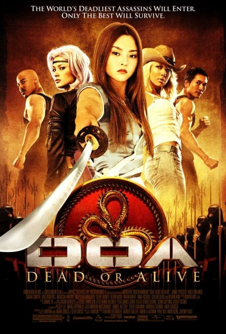 Doa Dead Or Alive 2006 Where To Watch It Streaming Online