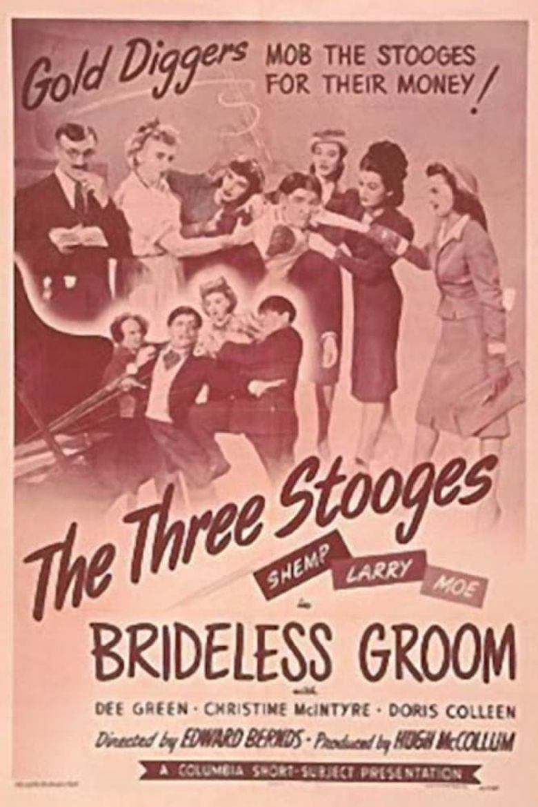 Brideless Groom Poster