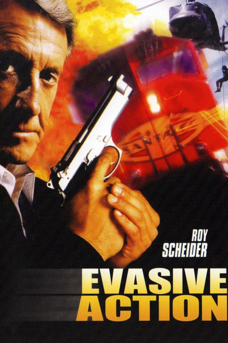 Evasive Action Poster