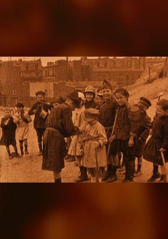 Paris During the War Poster