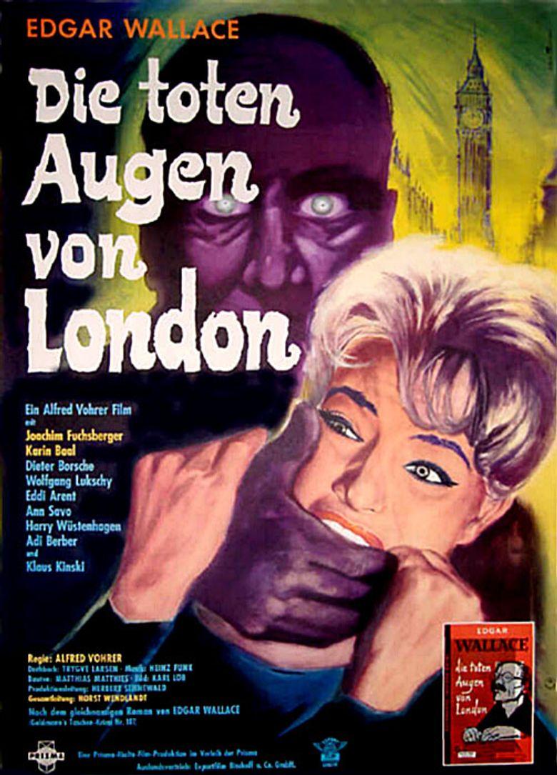Dead Eyes of London Poster