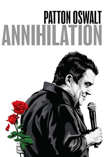 Patton Oswalt: Annihilation Poster