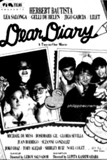 Dear Diary Poster