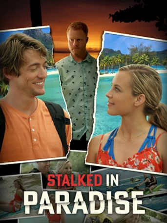 Stalked in Paradise Poster