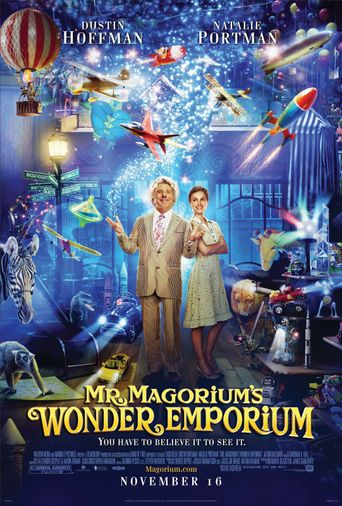 Watch Mr. Magorium's Wonder Emporium