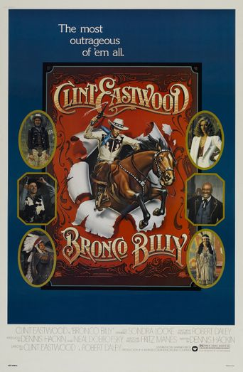 Watch Bronco Billy