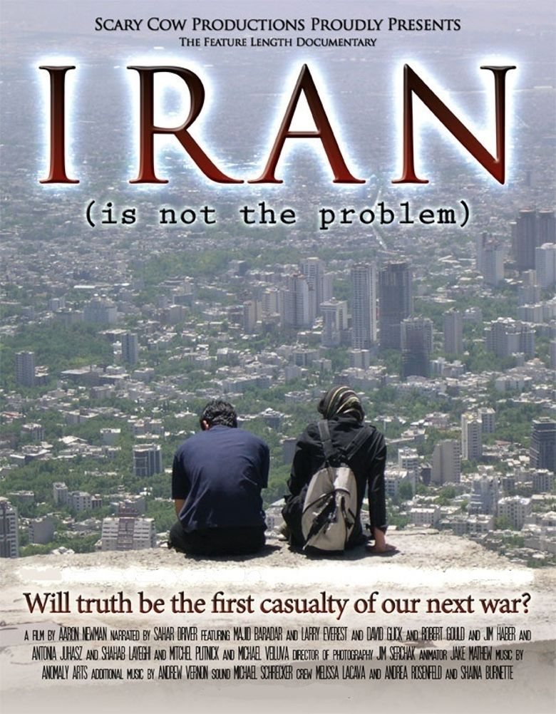 Iran Is Not the Problem Poster