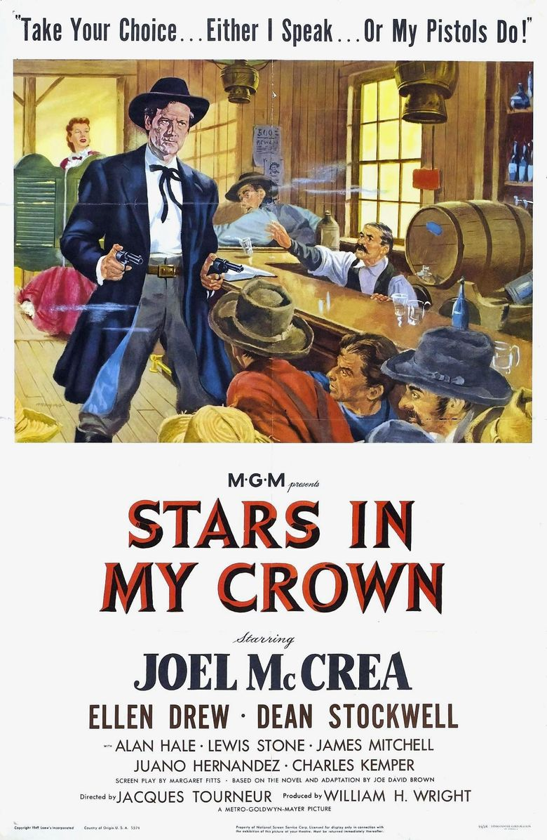 Stars in My Crown Poster