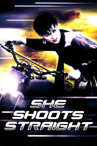 She Shoots Straight Poster