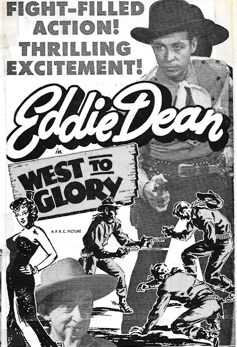West to Glory Poster