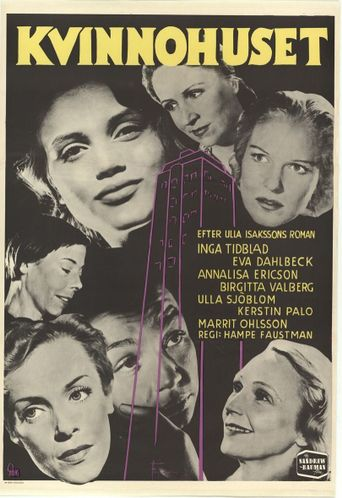 Caged Women Poster