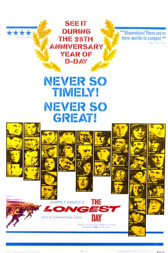 The Longest Day Poster