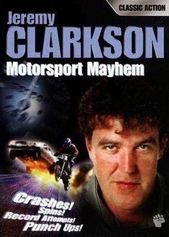 Clarkson's Motorsport Mayhem Poster