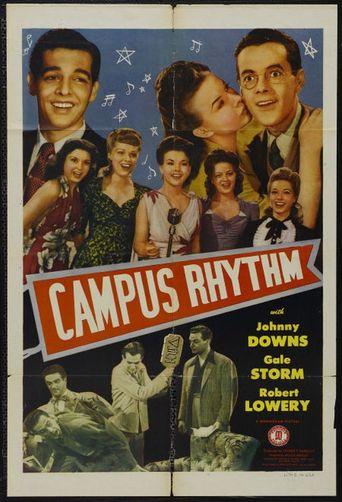 Campus Rhythm Poster