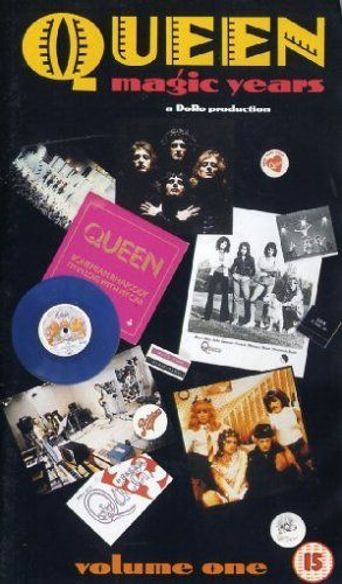 Queen: The Magic Years vol. 1 Poster