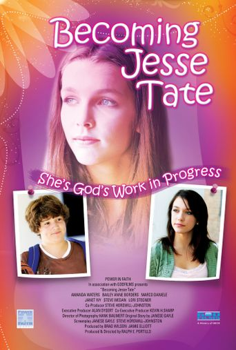 Becoming Jesse Tate Poster