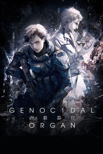 Genocidal Organ Poster