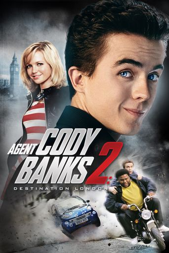 Watch Agent Cody Banks 2: Destination London