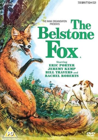 The Belstone Fox Poster