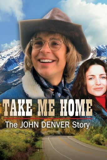 Take Me Home: The John Denver Story Poster