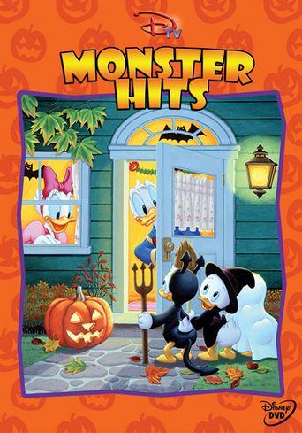 DTV Monster Hits Poster