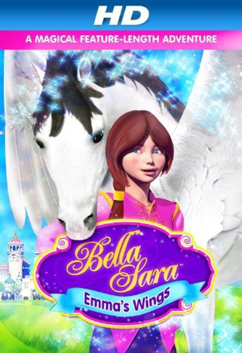 Emma's Wings: A Bella Sara Tale Poster