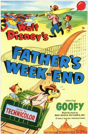 Father's Week-End Poster