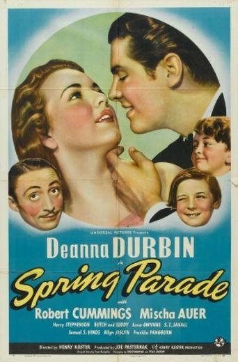 Spring Parade Poster