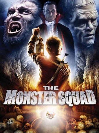 Monster Squad Forever! Poster