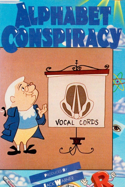 The Alphabet Conspiracy Poster