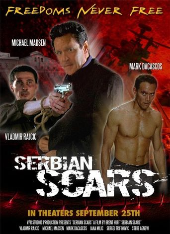 Serbian Scars Poster
