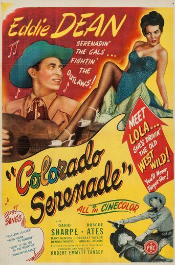 Colorado Serenade Poster