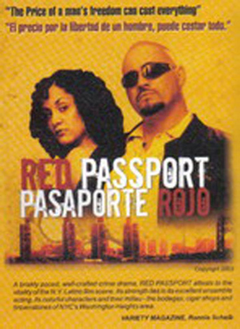 Red Passport Poster