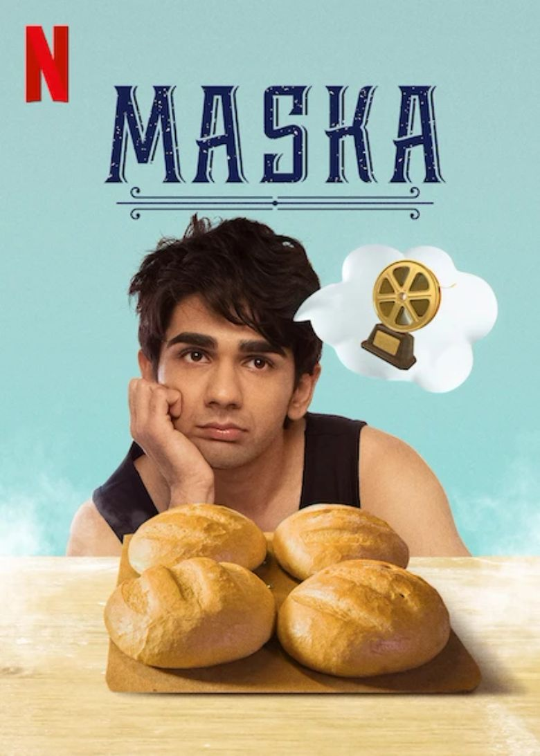 Maska Poster