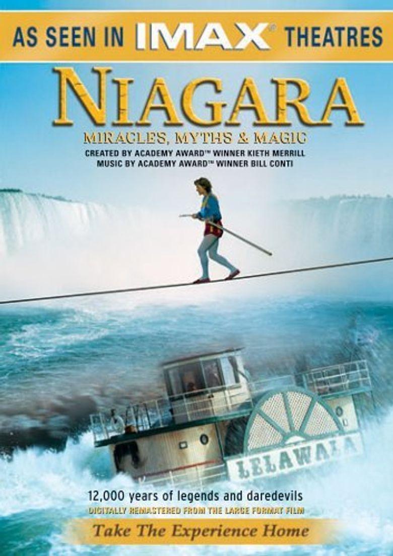Niagara - Miracles Myths and Magic Poster