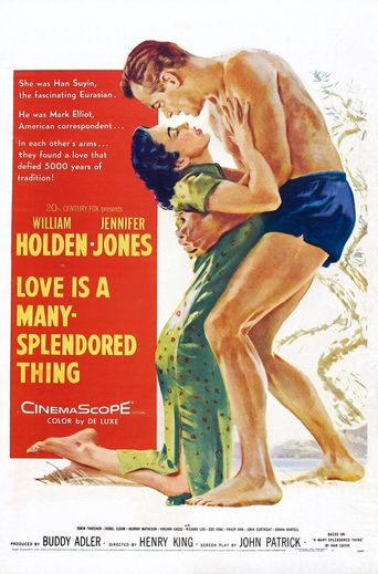 Love Is a Many-Splendored Thing Poster